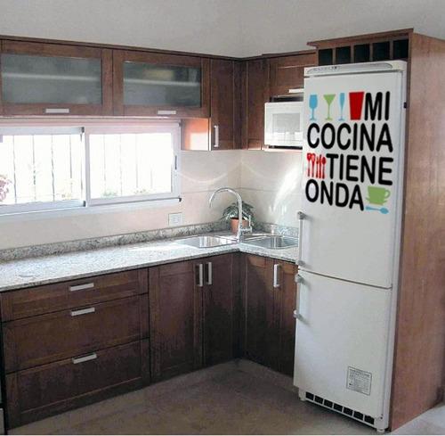 Vinilos Decorativos, Calcos Para Tu Cocina