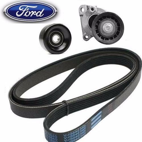 Kit Correia Alternador Ford Ecosport 2.0 16v 2007/2012 Original