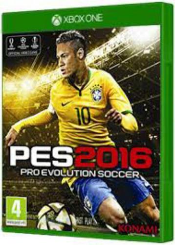 Pes 2016 Xbox One - Original, Novo.