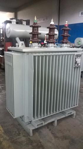 Venta Transformador Trifasico Distribucion Aceite, 200kva