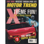 Motor Trend Ago/1997 Chevrolet Corvette Camaro Mercedes S 10