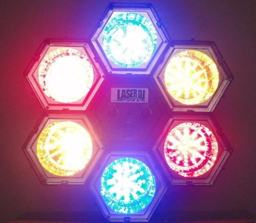 Led Iluminação Sequencial - Strobo Multicolorido - Multifoco Original
