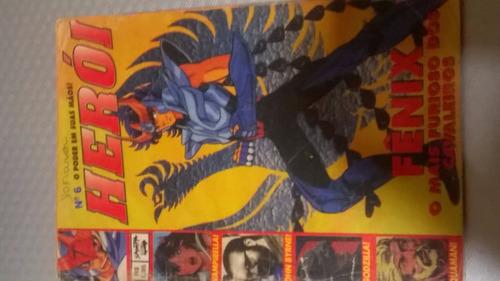 Revistas Héroi E Heroi Do Futuro