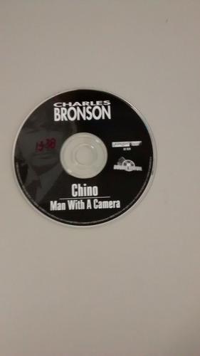 Chino Dvd  Importado Western Charles Bronson Original