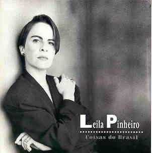 Cd Leila Pinheiro - Coisas Do Brasil 1993 Original