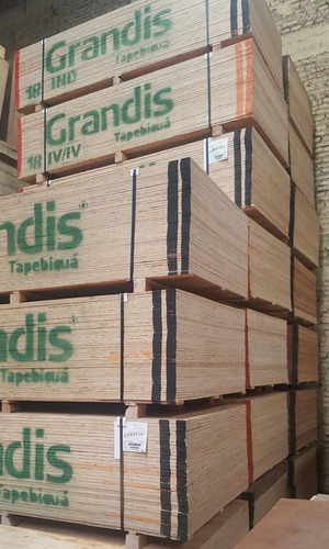 Fenolico Grandis 10mm Industrial