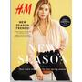 Catálogo H&m, De Spring 2016 / Sutiãs / Calcinhas / Biquinis