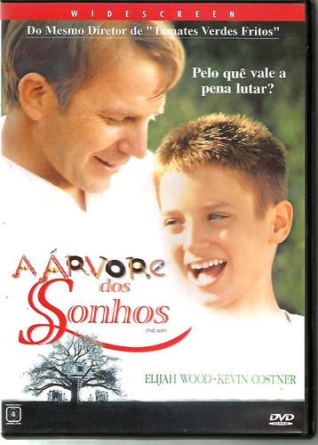 Dvd A Árvore Dos Sonhos - Elijah Wood - Com Encarte - Raro Original