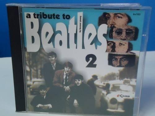 A Tribute To Beatles  Vol 2 Cd Original