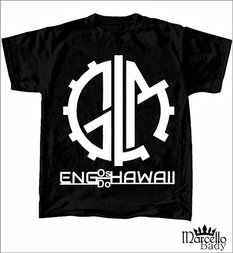 Camiseta Iantil Rock Engenheiros Do Hawaii - 013 Original