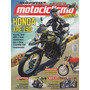 Motociclismo N°222 Honda Xre 190 Indian Roadmaster Mt 03
