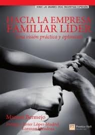 Hacia La Empresa Familiar Lider- Bermejo Manuel Empresas