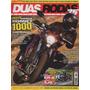 Duas Rodas N°416 Honda Hornet 1000 Kawasaki Er 6 Yamaha Xj6