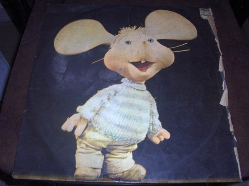 Lp Topo Gigio 1969 Philips Original