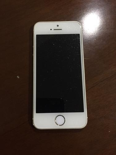 iPhone 5s 16gb Dourado. Semi Novo. Impecável. Nenhum Risco Original