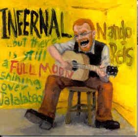 Cd Nando Reis - Iernal Original