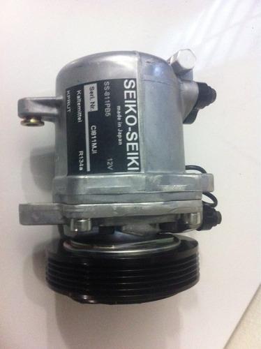 Compresor De Aire Acondicionado Grand Vitara Xl5 Seiko Seiki