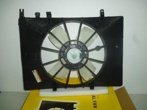 Electroventilador Completo De Terios 2002-2007 Probados