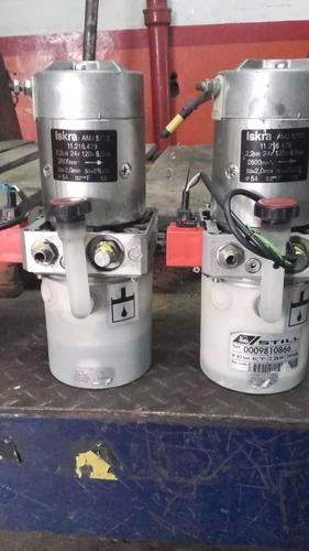 Bomba Hidráulica Eléctrica 12 A 24 Volt Cc Para Camiones