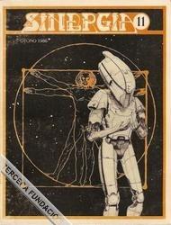 Sinergia N° 11 (1986). Nuevo. Sección Especial Sobre Levrero