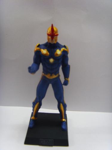 Boneco Miniatura Marvel Nova Original