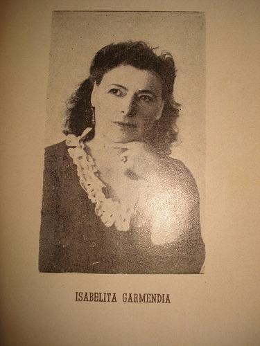 Sonetos Sentimentales - Isabelita Garmendia - Firmado Autora