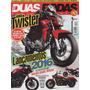 Duas Rodas N°481 Honda Cb Twister Indian Chief Yamaha Tracer