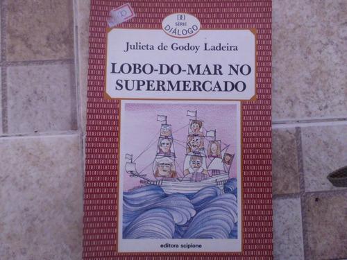 Livro Lobo Do Mar No Supermercado Original
