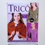 Revista Trabalhos Em Tricô Casaco Pelerine Poncho Bb939