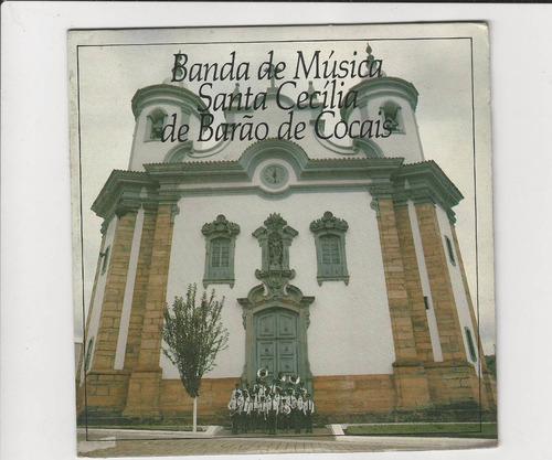 Banda De Música Santa Cecília De Barão De Cocais 1987 Ep 17 Original