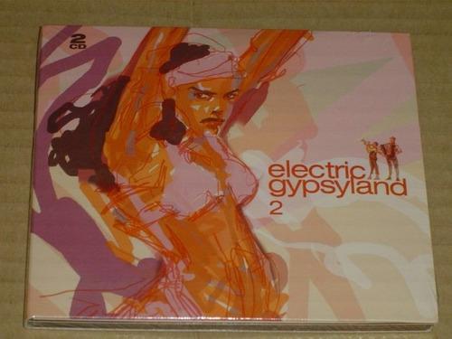 Electric Gypsyland 2 Cd Duplo Novo Lacrado
