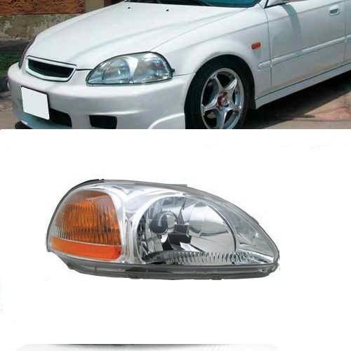 Farol Honda Civic 1996 1997 1998 Pisca Ambar Original