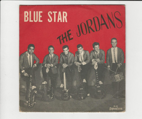 The Jordans - Blue Star - Compacto Ep 27 Original