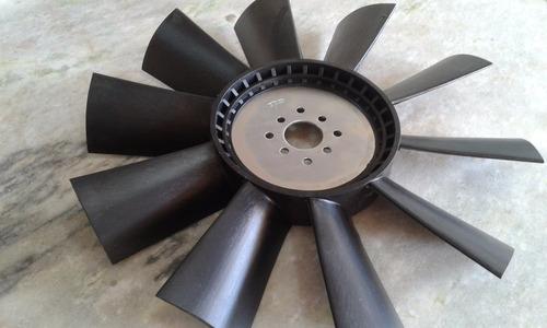 Helice Do Radiador De Nylon 10 Pás Motor Perkins 6357 6358