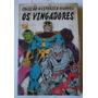 Coleção Histórica Marvel Os Vingadores Vol 1, 2, 3 E 4