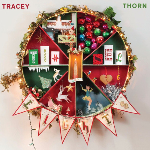 Tracey Thorn Tinsel Lights Official Xmas Covers Album Uk Original