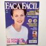 Revista Faça Fácil Ponto Cruz Bonecas Em Porcelana Bc327