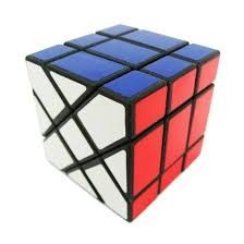 Cubo Magico Brains Cube Fisher 3x3 - Diseño Irregular