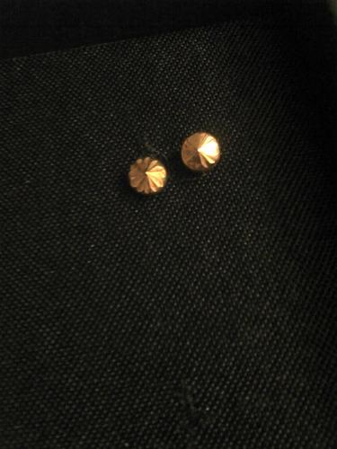 Aros 18 Kts Oro Amarillo