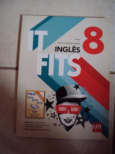 It Fits - Ingles - 8° - Com Cd Original