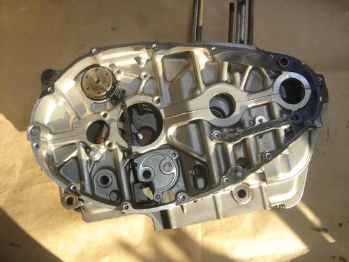 Bloco Do Motor Da Gs 500 09 Com Nota Planetamotoparts