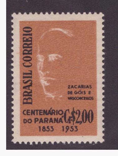 C-325 1954 100 Anos Da Emancipação Política Do Paraná Original