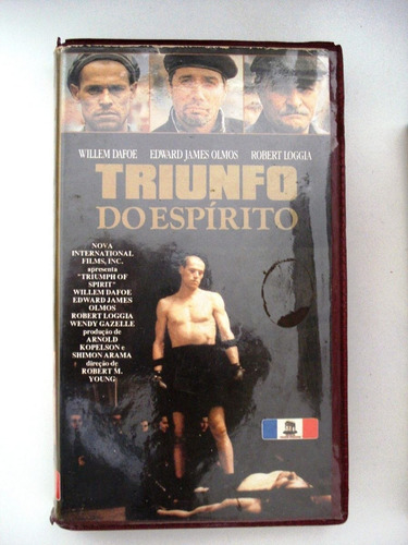 Triuo Do Espirito  -vhs Original