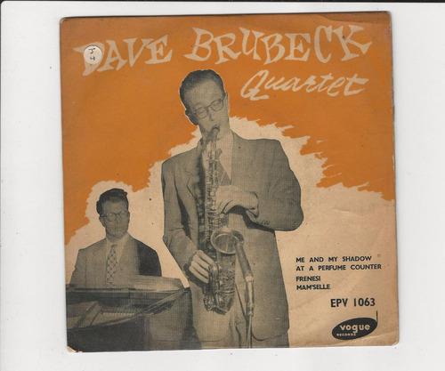 Dave Brubeck Quartet - Compacto - Ep 27 Original