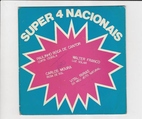 Super 4 Nacionais 1983 Corta Cebola - Compacto Ep 17 Original