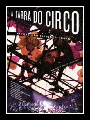 Dvd A Farra Do Circo(circo Voador) 2013 Lacrado! Original