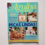 Revista Agulha De Ouro Toalhas De Mesa Banho Almofadas B356