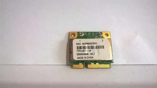 Wireless Atheros Ar5b97 Notebook Acer Aspire Original