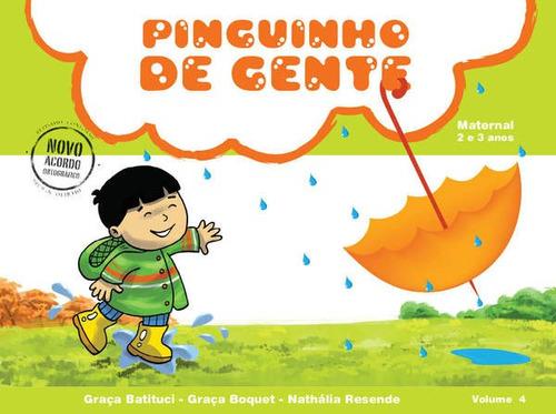 Pinguinho De Gente - Maternal 2 E 3 Anos