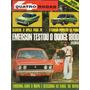 Quatro Rodas Nº152 Dodge 1800 Honda Atc 90 Isotta Fraschini